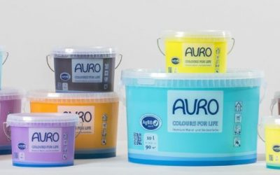 Neu in Potsdam: AURO Colours for Life